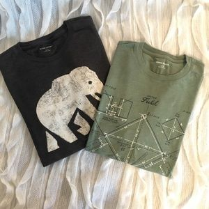 Banana Republic Graphic Ts - 2